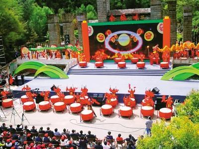 2017中国秦岭生态旅游节点亮魅力商洛