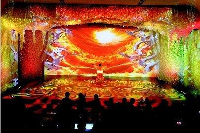 赵公明财神文化景区19日开放 12小时玩乐新体验