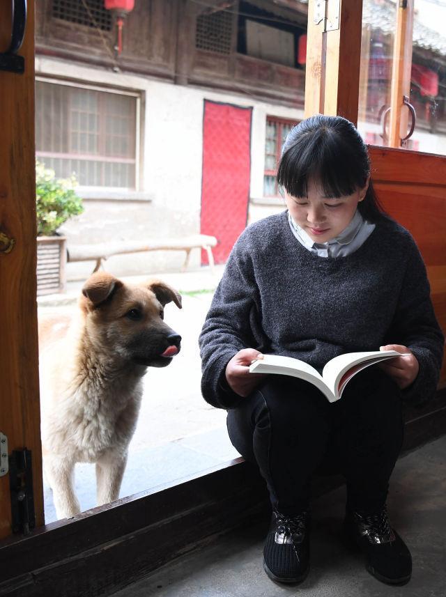 """陕西汉中:书香四溢的""""留坝书房"""""""