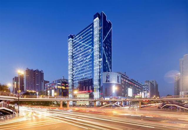 西安印务在西安遇见一座城西安十大商业地标建筑评审结果出炉