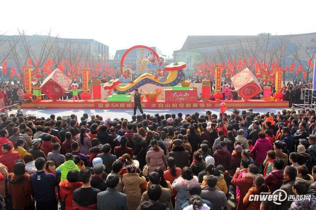 宝鸡春节接待游客428.8万人次 揽金超过21亿元