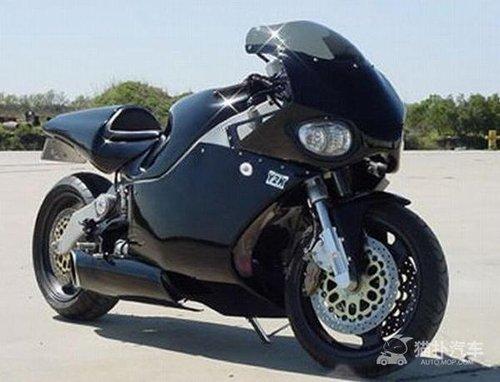装飞机引擎!那些汽车公司制造的顶级摩托