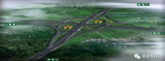 渭南全面推进韦罗,蒲白,合凤等高速公路建设