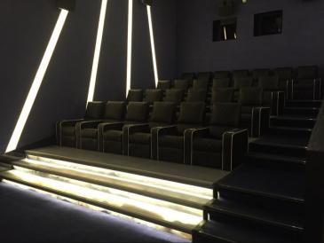 首映国际影城咸阳财富中心店 创造未来影院