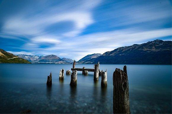 一个华人摄影师眼里的新西兰南岛深秋