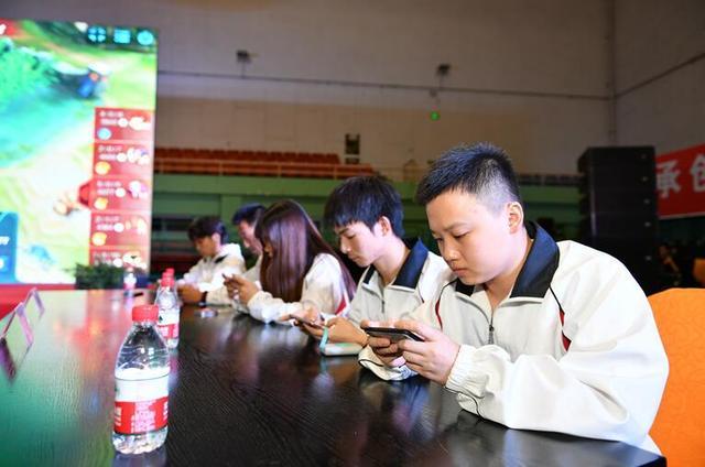 助力电竞发展2018全国电子竞技公开赛陕西区关于题目毕业论文的手球图片