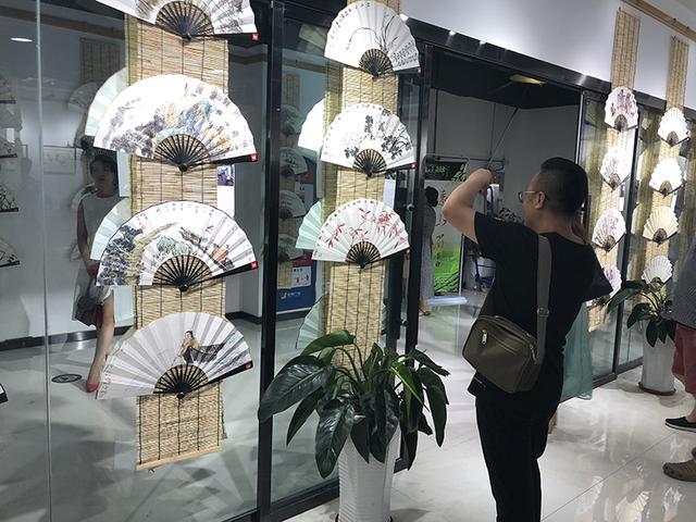 """""""秦风翰韵"""" ——成扇书画作品邀请展"""