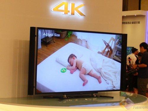 彩电巨无霸 索尼84寸X9000系4K电视首曝
