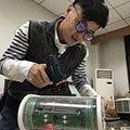 欧卡海洋科技创始人:朱健楠