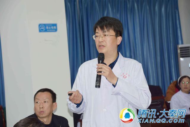 洋县医院召开欢送南通一院第三批援洋专家座谈会