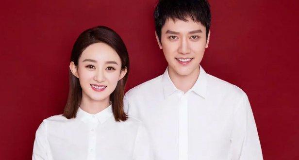 """""""老婆,生日快乐""""!冯绍峰赵丽颖正式官宣,两人已经领证结婚"""