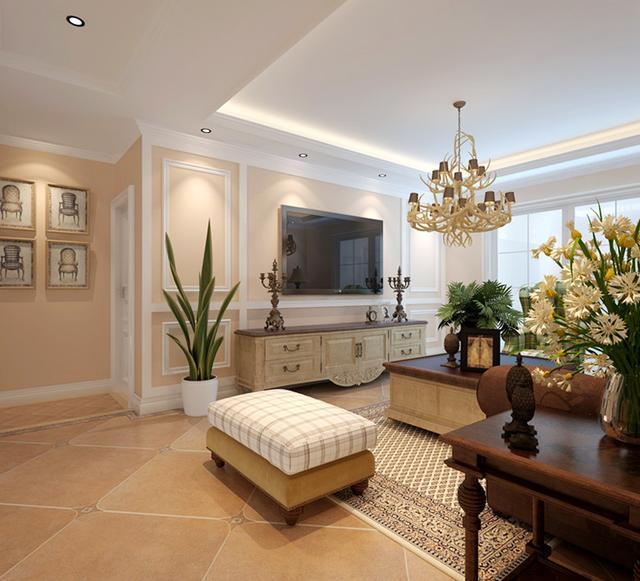 美式家装风格欣赏