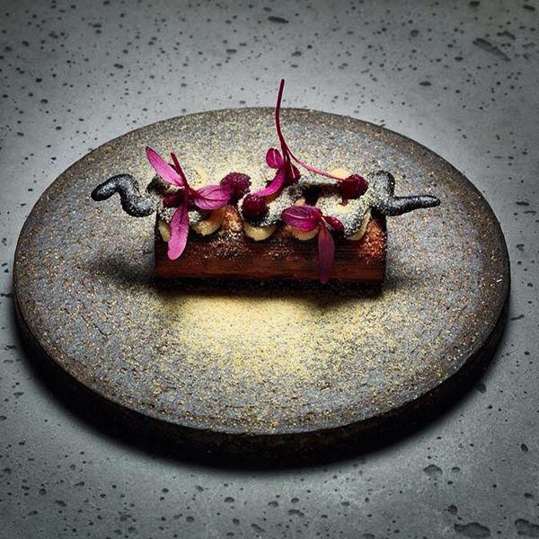 食物的艺术!餐桌上的艺术欣赏