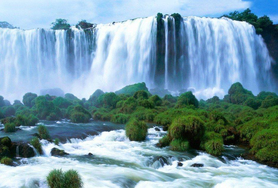 贵州黄果树瀑布高清图片