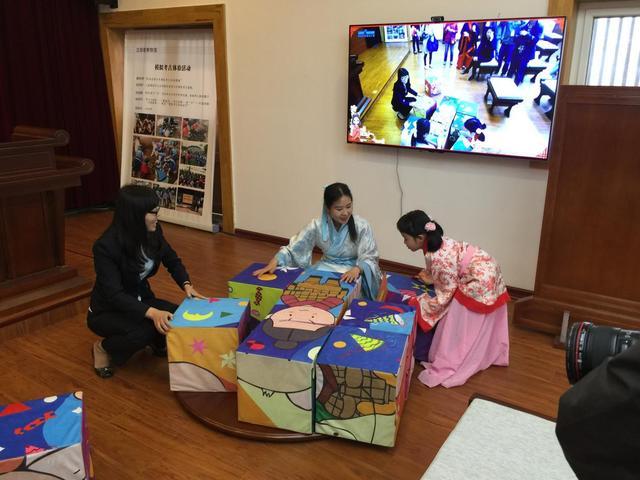 开蒙养正——儿童体验中心教育活动