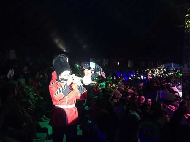 第二届丝路之旅国际马戏嘉年华盛大开幕