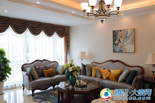 汉江首府上万平米超大中庭景观区成就完美居家环境