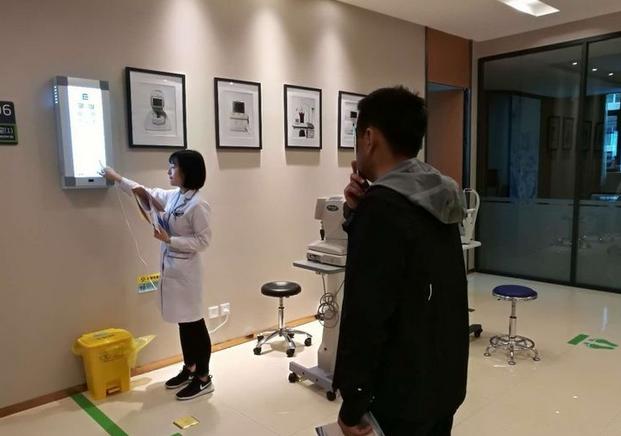 近视患者自述激光手术前后:从害怕到激动