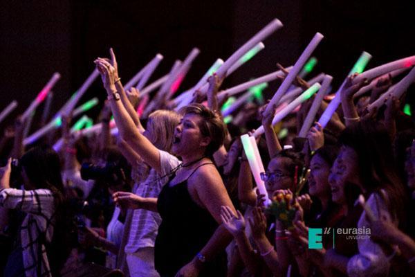 2017 EuRock澳大利亚乐团欧亚专场演唱会圆满落幕
