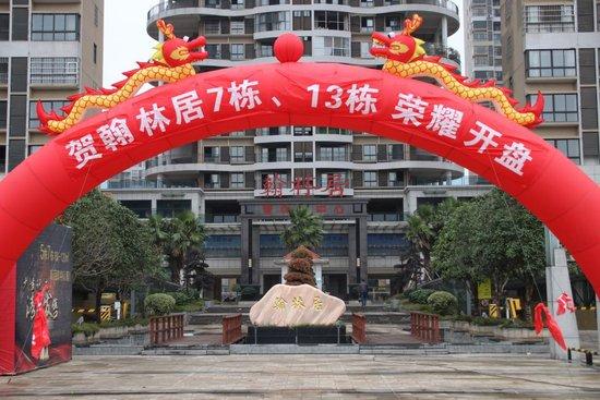 翰林居7栋 13栋 荣耀开盘 钜惠莲城