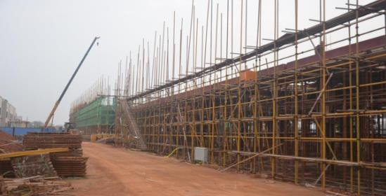 成果在即未来可期 东方金谷12月工程进度播报
