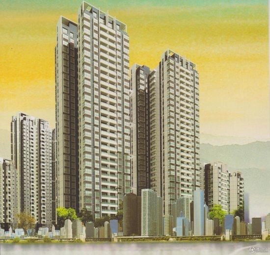 天元湘江国际 一二期仅顶层小复式清盘 均价3750元/平