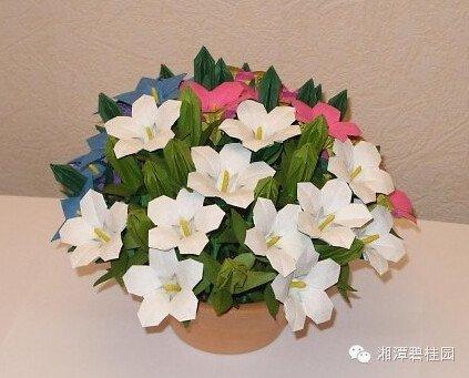 国庆手工制作鲜花