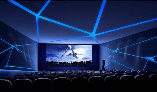 这些楼盘下楼就有电影院,妈妈再不要但心我看完首映怎么回家了