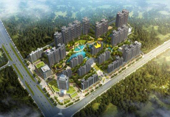 九华新城墅级大平层 高端豪宅的专属领地
