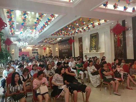 长房上层国际VIP客户欢乐会 人气爆棚,掀起湘潭火爆认筹风暴