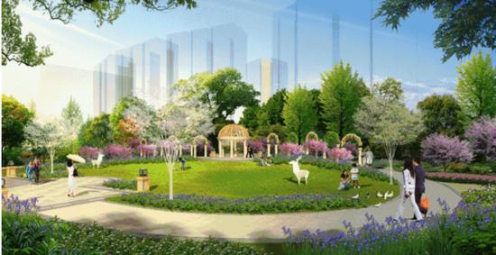 天元御城 湘潭首家百万平米全龄亲子住区,满足你爱家的需求