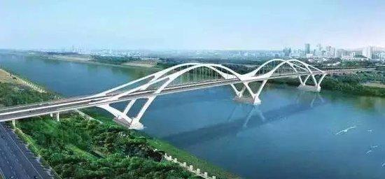 """一座便捷繁华的滨江之""""城""""已离我们愈来愈近"""