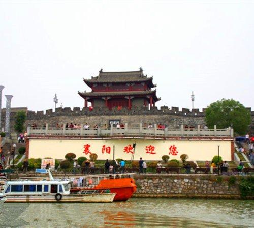 襄阳汉江城区段码头将焕发生机
