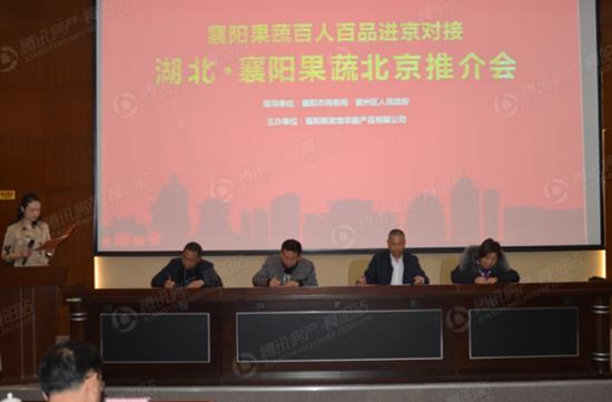 """果蔬""""商户定制""""加速襄阳东农副产品市场集群发展"""
