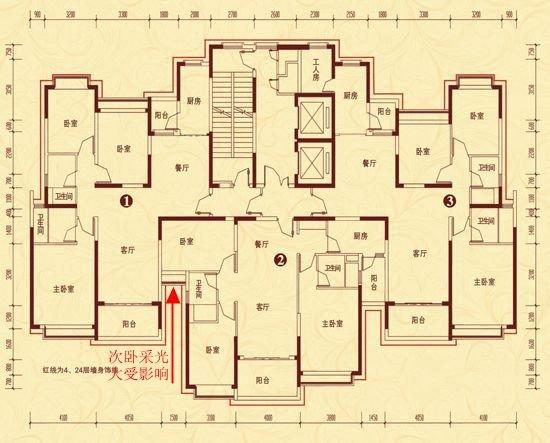 有张图比户型图还重要 襄阳人买房一定要注意