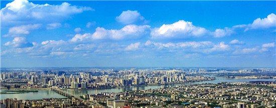 襄阳市区4条道路环境变化大
