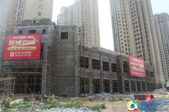 【红街】将打造襄阳首席家具主题 项目位于邓城大道与樊魏路黄金十