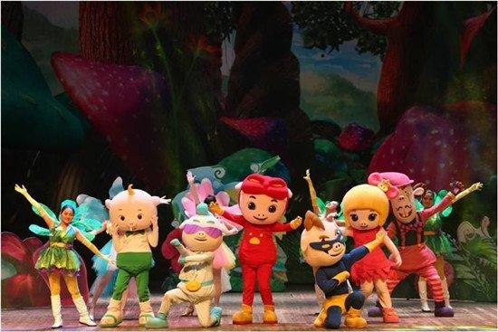 泛悦MALL携手猪猪侠来襄阳点名啦!小英雄们12月23日速来报道!