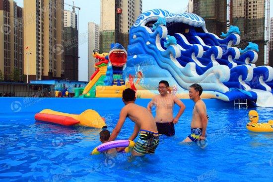 骧龙国际水上乐园7月9日欢乐开园!