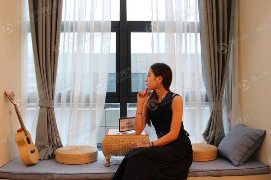 首信·东方墨尔本公寓精装样板间璀璨绽放