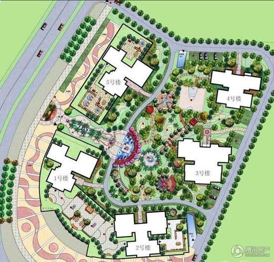 独乐园平面图
