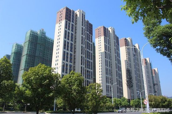 想在襄城买房的襄阳人 终于又能有新选择了