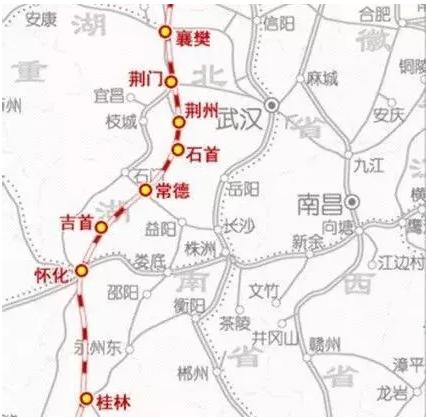 再添一条高铁!人类已无法阻止大襄阳进入高铁时代!