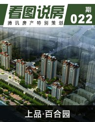 襄阳小高层的江景住宅