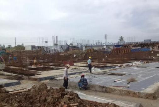 孝感城市中央广场6月份工程进度更新播报