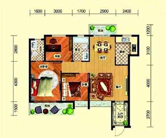 来华厦龙成 买一套适合自己气质的好房子