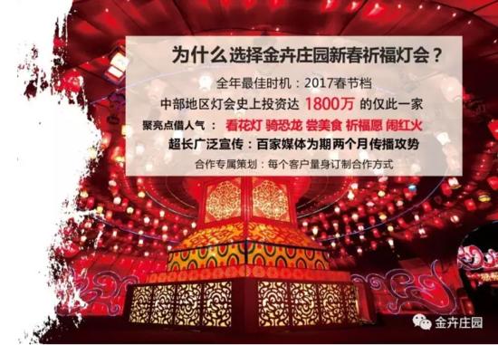 2017湖北金卉庄园首届年俗文化旅游节
