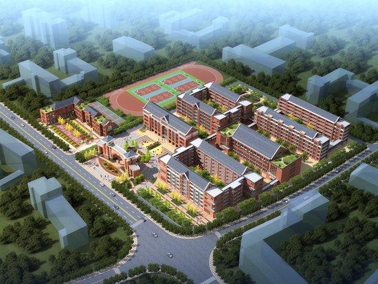 华厦龙成 百万规模教育大城崛起