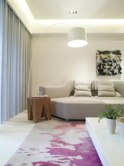 舒适简洁135平 三房两厅温馨时尚