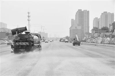 邢台建设大街 东延等4条道路贯通